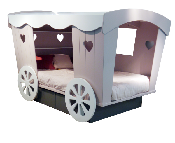 Mathy by Bols Kutschenbett - Carriage Bed