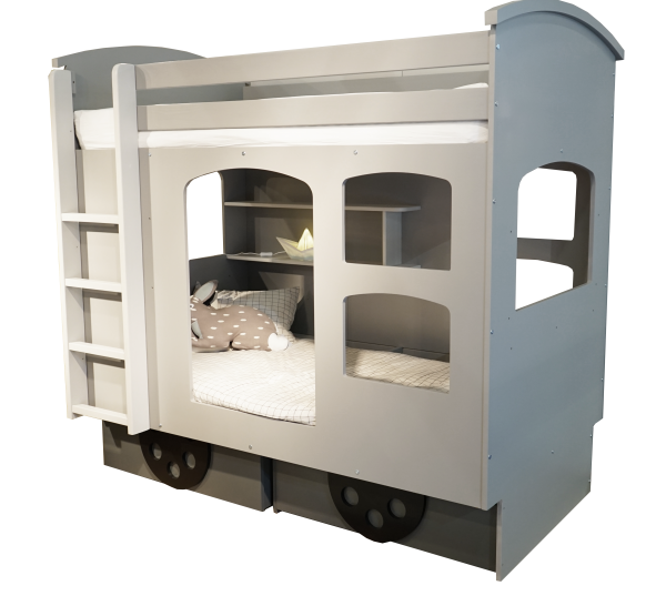 Mathy by Bols Eisenbahnbett - Wagon Bunk Bed